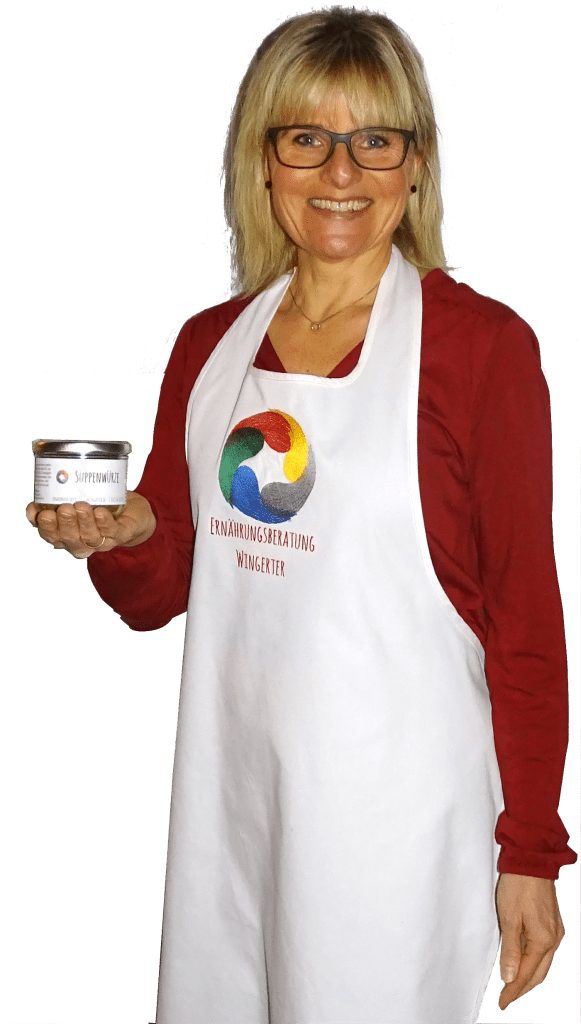 Ernährungsberaterin Kornelia Wingerter